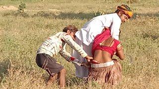 लड़का लडकी को रंग रैलियां मनाते पकड़े गए फिर क्या हुआ देखे ( rajasthani comedy)