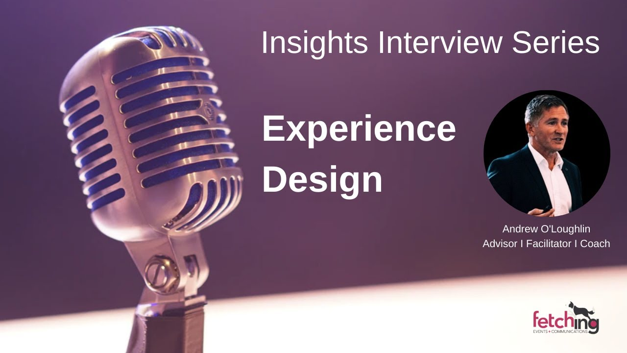 Insights Interview Series - Experience Design!