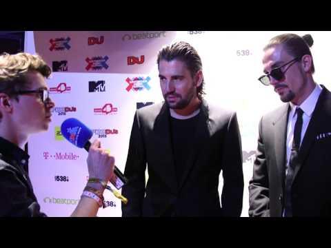 MNM: Interview met de #1 DJ's Dimitri Vegas & Like Mike