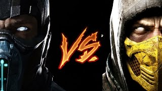 15 Greatest Rivalries In Video Games To EVER Grace YOUR TV Screen