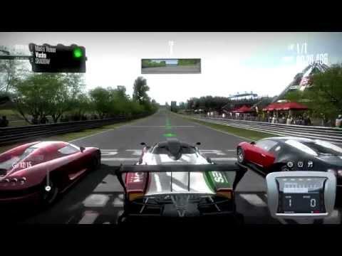 NFS Shift - Pagani Zonda R vs Bugatti Veyron vs Koenigsegg CCX