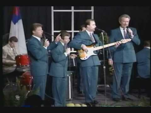"The Dixie Melody Boys - ""I'm Feeling Just Fine"" - 1992 - with McCray Dove and Rodney Griffin"