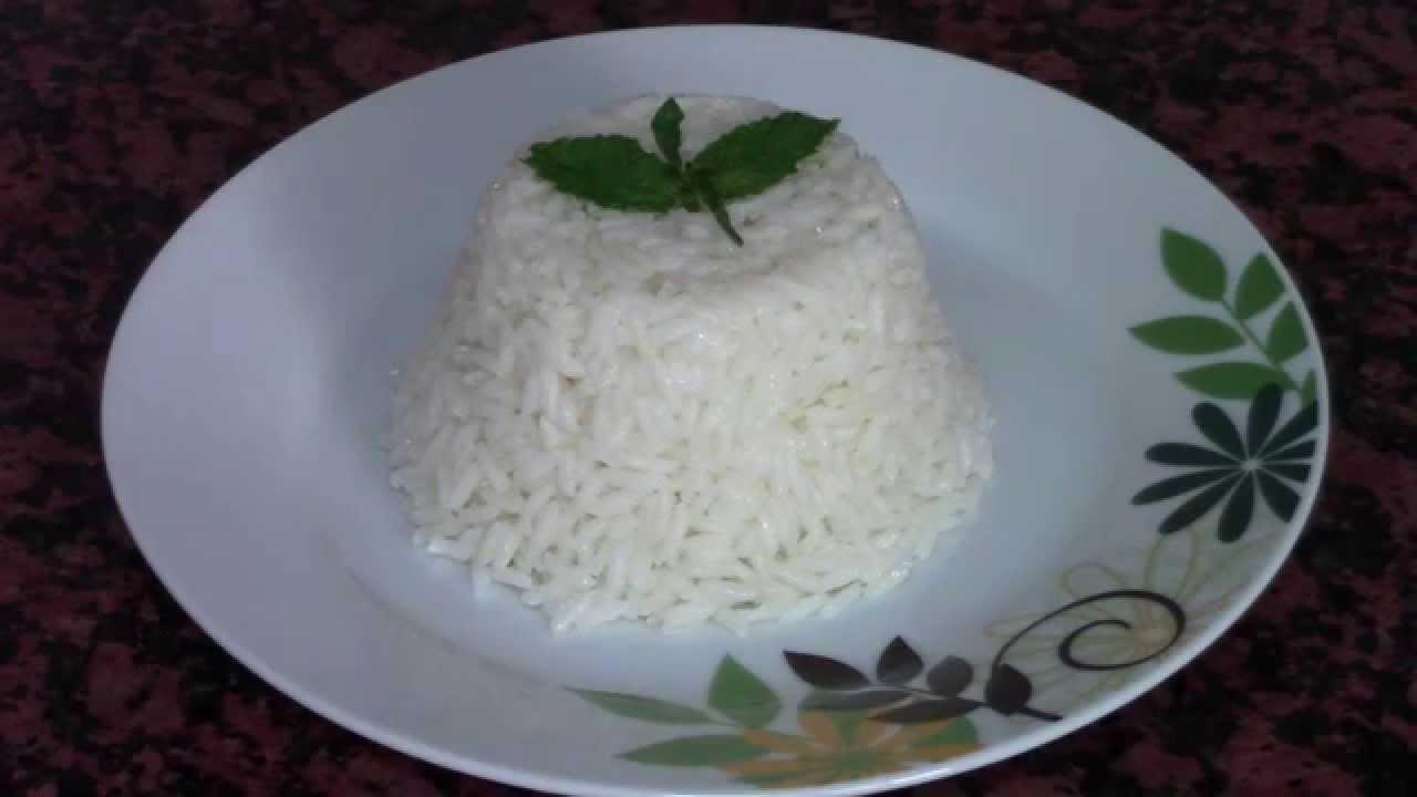 Arroz blanco con ajo recetas de cocina faciles rapidas y - Comidas con arroz blanco ...