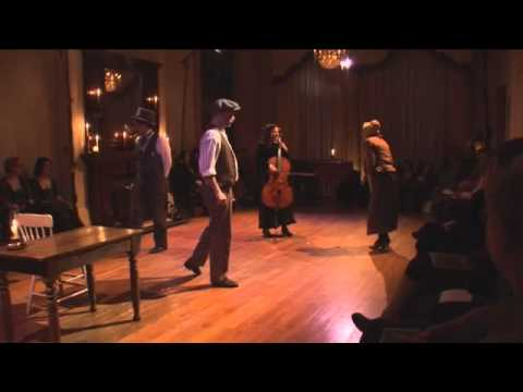 Zuppa Theatre's Penny Dreadful: a documentary about a site-specific show