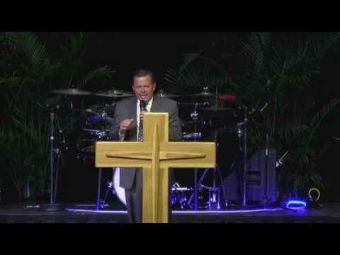 Rev. Jimmy Toney- The Broken Arms of the Enemy