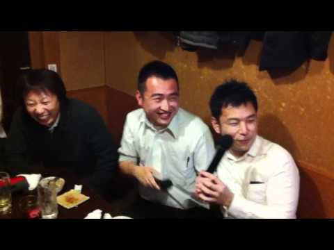 Saki_Watabe-san Hiroshima karaoke March 2, 2012