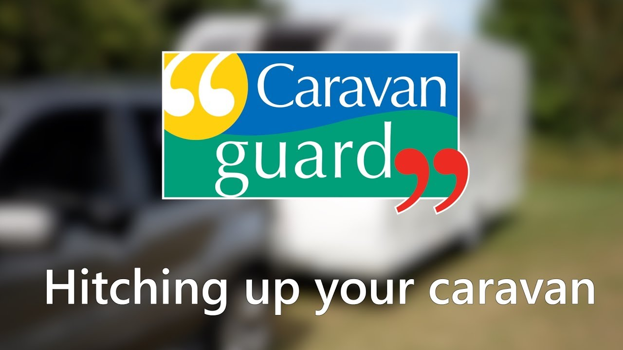 VIDEO: Step by step guide to perfectly hitch up your caravan