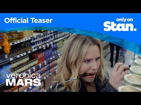 Veronica Mars S4 | OFFICIAL TEASER | Only on Stan.