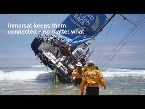 Inmarsat Announced As Race's Global Satellite Communications Partner | Volvo Ocean Race