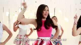 #BangongPalmolive CHECK! MTV with Janella Salvador