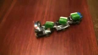 SuperManeuverable Articulated (MultiWheeled) Nimble Car for Future...