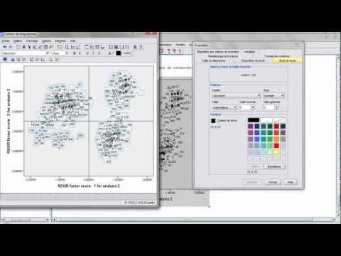 Formation SPSS: Analyse en Composantes Principales (ACP)