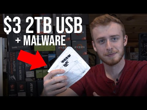 I Bought a $3 2TB USB Drive and Got More Than Just Malware