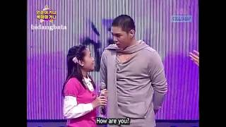 Charice in Star King TV Show - And I Am Telling You I