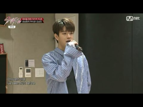 Seungmin Singing Stitches by Shawn Mendes (Stray Kids)