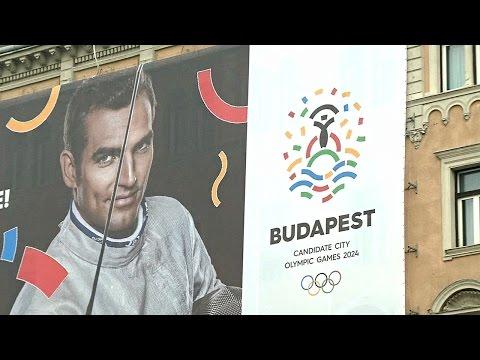 Будапешт отозвал заявку на проведение Олимпиады 2024 года (новости)