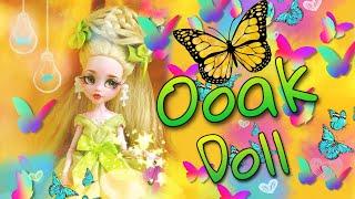 ООАК Динь Динь из куклы Monster High.