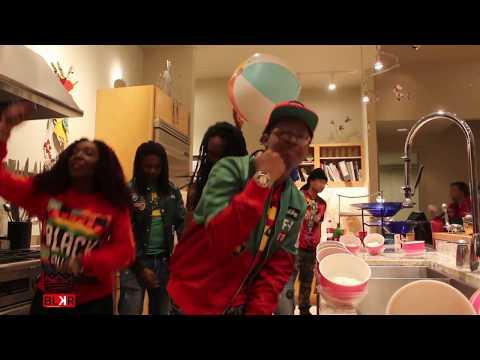 BLKR ♕ SeoulLikeTheTaco Ft. OuttatownAnakin - Froyo Remix [Official Music Video]