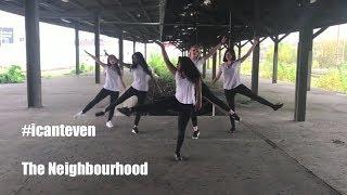 Icanteven The Neighbourhood Contemporary Hip Hop Dance Choreography