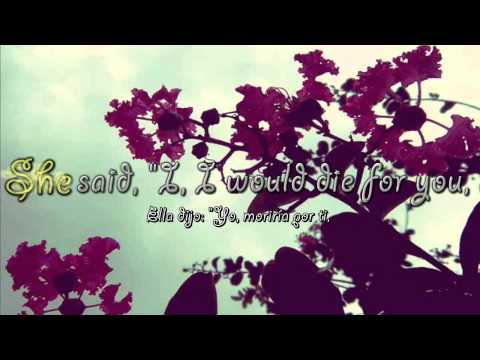 Matt Walters // I Would Die For You (Subtitulado Inglés~Español)