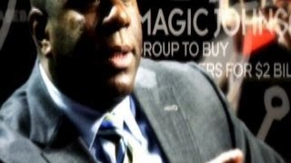 Magic Johnson: Bloomberg Game Changer