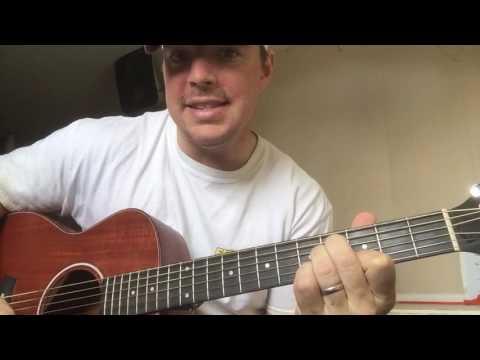 I'll Think of Something | Mark Chesnutt | Beginner Guitar Lesson