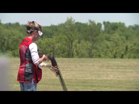 Trap Shooting Champion, Nora Ross