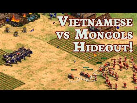 Hideout   Vietnamese Vs Mongols   Vs Hera