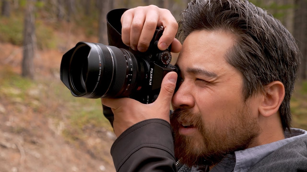 Download DPReview TV: Fujifilm XF 8-16mm F2.8 WR LM Review