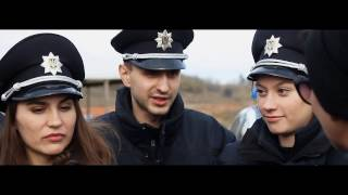 FIA-Акция безопасность на дороге/ Полиция Днепр кросс/ FIA Action for Road Safety/Police/Dnipro 2016