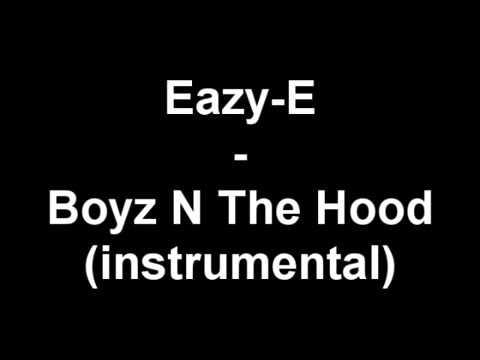 EazyE Boyz N The Hood instrumental Beat