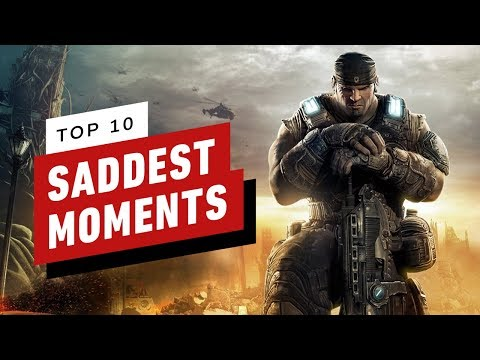 IGN's Top 10 Saddest Video Game Moments