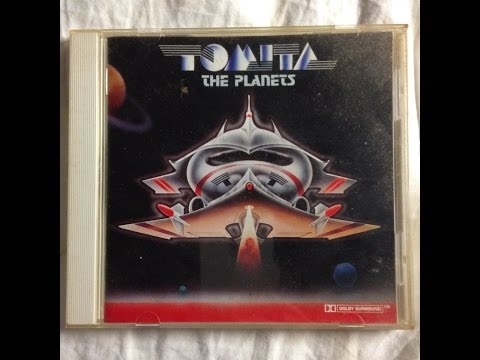 Isao Tomita The Planets:Mars The Bringer of War