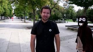 V ULICÍCH: Petr Vlasák – A jak se líbí vám na pěší zóně a v parku?