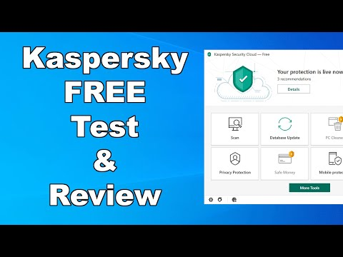 Bitdefender Free Antivirus Test & Review 2020 - Antivirus Security Review - High Level Test from YouTube · Duration:  3 minutes 19 seconds