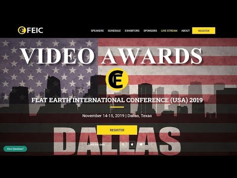 2019 Flat Earth Video Award winner show clips ✅ thumbnail