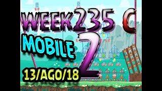 Angry Birds Friends Tournament Level 2 Week 325-C  MOBILE Highscore POWER-UP walkthrough
