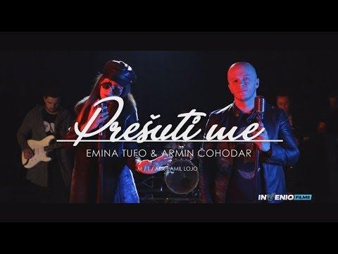 Emina Tufo  &  Armin Čohodar - Prešuti me (Official video 2018)