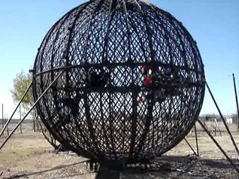 globe of death crash