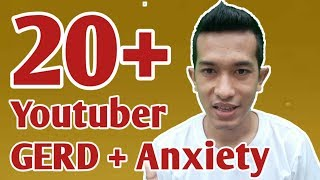 Subscribe 20 youtuber GERD Anxiety ini