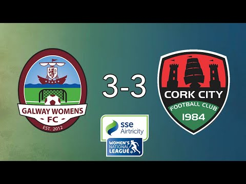 WNL GOALS GW1: Galway WFC 3-3 Cork City