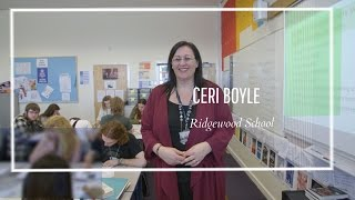 Ceri Boyle: Inspirational Teachers Award Winner 2017 thumbnail