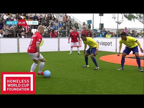 Oslo 2017 Qualifying Stage - Norway v Brazil