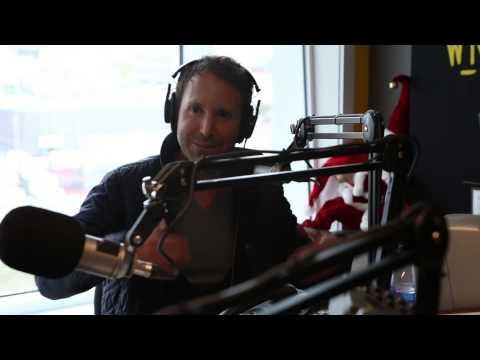 Entrevue avec Éric Salvail - dans le Retour de Dany à WKND 91,9