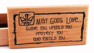 God's Love - Keepsake Box