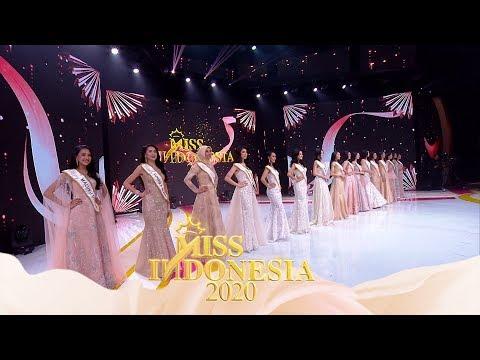 Pengumuman Top 5 Miss Indonesia 2020   Miss Indonesia 2020