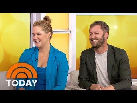 Amy Schumer: 'I Think I'm Beyonce And Gisele' In 'I Feel Pretty' | TODAY