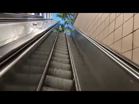 BART Doesn't Fix Escalators At 12th Street Oakland City Center