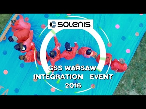 GSS Warsaw Integration Event 2016