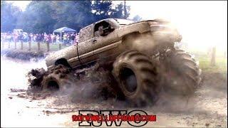 BADDEST TRACTOR TRUCKS IN THE SOUTH MUD BOG WINNERS!!!